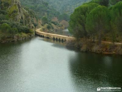 Garganta Picadas_Via Verde Alberche;emociones experiencias alegría cambio en tu vida